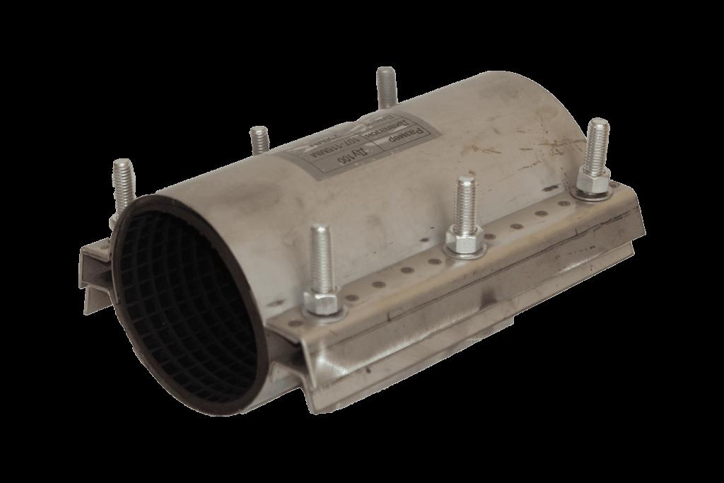 хомут двухсоставной 250 272-280 250 мм каучук EPDM