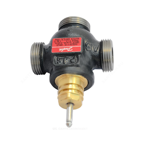 Клапан регулирующий чугун VRG3 Ду 15 Ру16 НР G1 Kvs=2.5м3/ч Danfoss 065Z0114