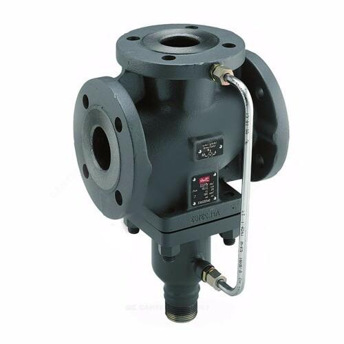 Клапан регулирующий чугун VFG33 универсальный Ду 125 Ру25 фл Kvs=160м3/ч Danfoss 065B2613