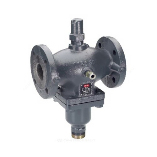 Клапан регулирующий чугун VFQ2 Ду 25 Ру25 фл Kvs=8м3/ч Danfoss 065B2669