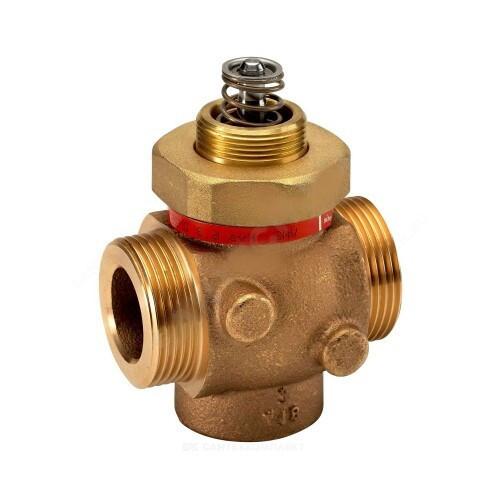 Клапан регулирующий бронза VM2 Ду 25 Ру25 G1 1/4 Kvs=6.3м3/ч Danfoss 065B2017