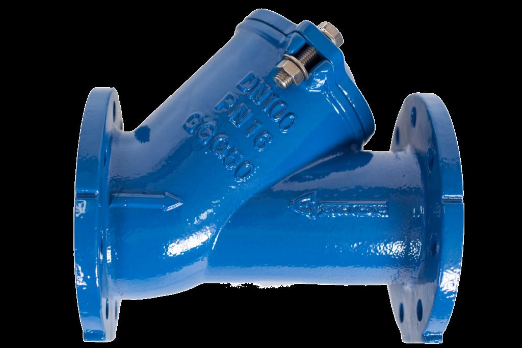 Клапан обратный шаровый  чугунный фланцевый DN300 фото
